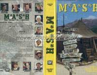 M*A*S*H VHS - Army-Navy Game, Showtime, As You Were