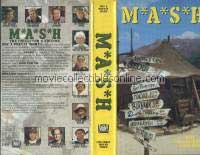 M*A*S*H VHS - Cowboy, Germ Warfare, Operation Noselift