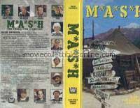 M*A*S*H VHS - Dear Mildred, Dear Peggy, Dear Ma