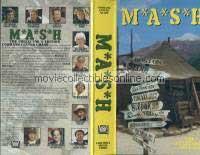M*A*S*H VHS - Deluge, Nurse Doctor, Captains Outrageous
