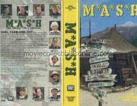 M*A*S*H VHS - Exorcism, Major Ego, Inga