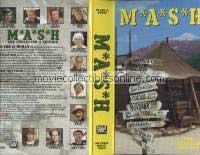 M*A*S*H VHS - Fallen Idol, Light That Failed, Tea & Empathy