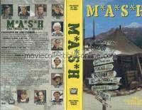 M*A*S*H VHS - Goodbye Radar, Period of Adjustment