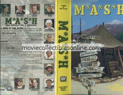 M*A*S*H VHS - Grim Reaper, Preventative Medicine, April Fools