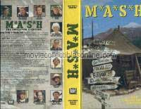 M*A*S*H VHS - Hey Doc, Hawkeye Get Your Gun, General's Practitioner