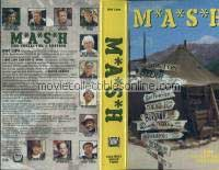 M*A*S*H VHS - Hot Lips & Empty Arms, House Arrest, Aid Station