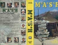 M*A*S*H VHS - Identity Crisis, Give 'em Hell Hawkeye, Communications Breakdown