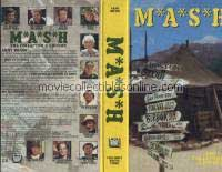 M*A*S*H VHS - Iron Guts Kelly, General Flipped at Dawn, Big MacArthur