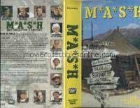M*A*S*H VHS - Kids, End Run, Post-Op