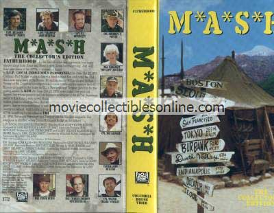 M*A*S*H VHS - L.I.P., Kim, Chosen People