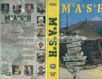 M*A*S*H VHS - Life Time, Old Soldiers, Morale Victory