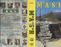 M*A*S*H VHS - Love & War, Commander Pierce, Peace on Us