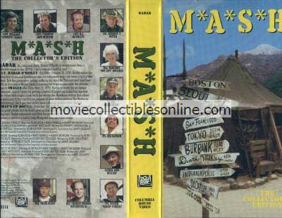 M*A*S*H VHS - Lt. Radar O'Reilly, Images, What's Up Doc?