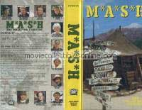 M*A*S*H VHS - Mail Call Again, More I See You, Hanky Panky