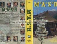 M*A*S*H VHS - Moose, Deal Me Out, Payday