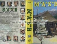 M*A*S*H VHS - Patent 4077, Major Topper, Young & the Restless