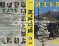 M*A*S*H VHS - Ringbanger, Officers Only, Consultant
