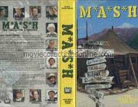 M*A*S*H VHS - Sometimes You Hear the Bullet, Check-Up, Mad Dogs & Servicemen