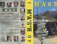 M*A*S*H VHS - Strange Bedfellows, Say No More, As Time Goes By