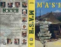 M*A*S*H VHS - To Market To Market, Tuttle, Rainbow Bridge