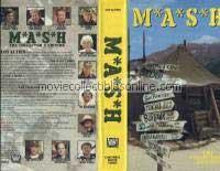 M*A*S*H VHS - Too Many Cooks, Lend a Hand, War Co-Respondent