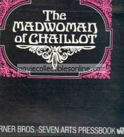 Madwoman of Chaillot Press Book