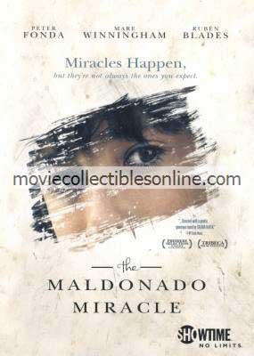 Maldonado Miracle Media Screening Invitation