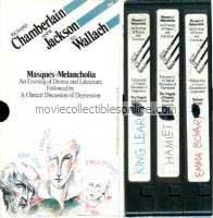 Masques of Melancholia VHS