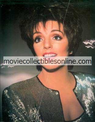 Liza Minnelli Souvenir Program