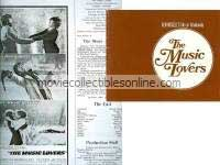 Music Lovers Press Book